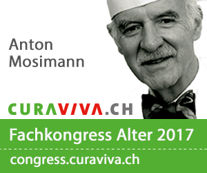 Anton Mosimann am Fachkongress Alter 2017